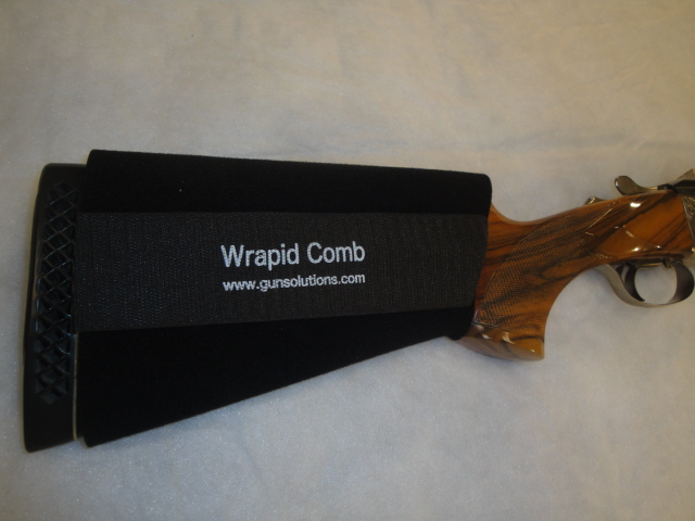 Full Stock Wrap 9""