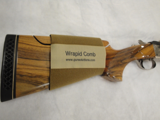 "Standard Length Wrap 5"" - Click Image to Close"